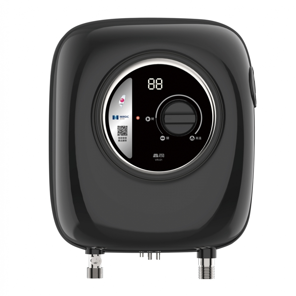 VR無段微調電能熱水器